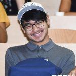 アンジェリーナ・ジョリーの息子マドックス君、韓国・延世大学入学式に出席