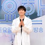 ドラマ「医師ヨハン」出演の俳優チソン、妻イ・ボヨンから「叱咤激励、一番のサポーター」