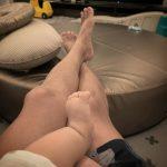 <トレンドブログ>ハン・ガイン♥ヨン・ジョンフン、100日迎えた次男の可愛らしい足を公開