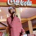 <トレンドブログ>俳優パク・ボゴム、「コーク・サマートリップ」の現場にサプライズで登場… 広告でだけ見たパク・ボゴムに会った