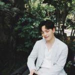 """俳優ヨ・ジング、ほほ笑みがスイートなマネージャー…""""夢から来た1秒が今日は3秒"""""""