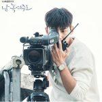 俳優チ・チャンウク、間違ってアップしてもイケメンさはかわらない…真剣な表情で撮影中