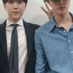 「防弾少年団」JIN、休暇中に「B1A4」サンドゥルの「ミュージカル スーパーコンサート」を鑑賞
