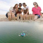 「Fin.K.L」、水遊びで猛暑吹き飛ばす…イ・ヒョリの泳力は?