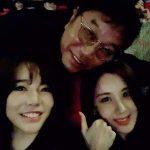 「少女時代」サニー、イ・スマン会長&ソヒョンとユナ出演映画「EXIT」を応援