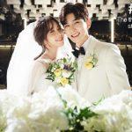 """キソプ(U-KISS)とチョン・ユナ、ウェディンググラビアを公開…""""幸せな瞬間"""""""