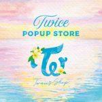 "TWICE公式オンラインショップにて、TWICE POPUP STORE ""Twaii's Shop""の商品と、ペンライト「TWICE CANDYBONG Z」の販売を開始!"