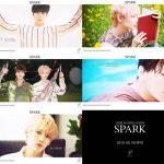 JBJ95(キム・サンギュン&高田健太)、「SPARK」で伝える真夏の感性