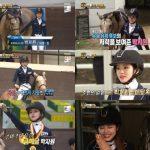 「アイドル陸上大会」fromis_9 パク・ジウォン、乗馬で優勝…生まれて初めての1位