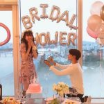 女優チェ・イェスル、「プロポーズされました」…ブライダルシャワーで認証ショット