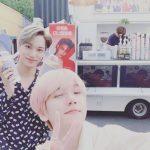 「EXO」SEHUN、「SuperM」BAEK HYUN&KAIにコーヒーカーをプレゼント!