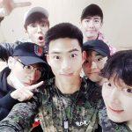 "2PMニックン、テギョンら完全体でデビュー11周年のあいさつ…""僕らみんなが一緒なら何でもできる!"""