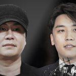韓国警察、資料文測後、元BIGBANG V.I&ヤン・ヒョンソク元YG代表を追加召喚