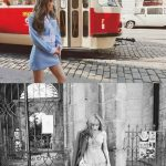 <トレンドブログ>「少女時代」テヨン、まるで絵画のよう!?ヨーロッパの街で秋の女神に変身♪