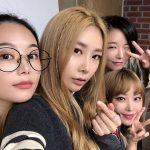【公式】「Brown Eyed Girls」、完全体でのレコーディング完了=10月ニューアルバム発売へ