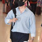 「PHOTO@仁川」ヨ・ジング、IU、Block B P.Oら「ホテルデルーナ」チーム、ボーナス休暇からの帰国