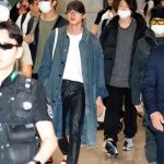 「PHOTO@仁川」防弾少年団(BTS)、海外スケジュールを終えて韓国帰国