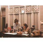 「Fin.K.L」のイ・ジンとオク・チュヒョン、レコーディング室での真剣な姿に関心度アップ