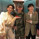 """【トピック】""""軍服務中""""ミンホ(SHINee)、凛々しい姿で出演映画「長蛇里:忘れられた英雄」を応援"""