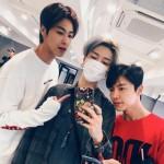 【トピック】「東方神起」ユンホ&「SUPER JUNIOR」イェソン&ドンヘ、SMのイケメン3兄弟写真が話題