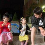 【トピック】ソ・イヒョンが公開した2人の娘のアイスクリームの食べっぷりにニッコリのイン・ギョジンの写真が話題