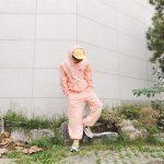 JBJ95高田健太、ピンクファッションでラブリーな魅力発散