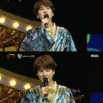 【トピック】キュヒョン(SUPER JUNIOR)、故ジョンヒョン(SHINee)のためのステージで涙