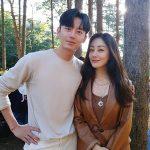 女優オ・ナラ、俳優イ・ジフンとの2ショット写真を公開…これで14歳差とは