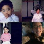 <トレンドブログ>「f(x)」Amber、幼少時代のキュートな写真を公開し、話題!