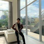 【トピック】俳優イ・ミンホ、韓服ではない大人の男の完熟美で魅了する秋夕のあいさつが話題