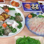 「コラム」連載 康熙奉(カン・ヒボン)のオンジェナ韓流Vol.90「韓国の刺し身の食べ方は日本と違う」