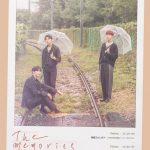 NTB(エヌティービー)10月公演「NTB JAPAN LIVE -The Memories-」ポスターイメージとイベントデー公開!