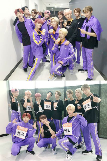 """「THE BOYZ」、「アイドル陸上大会」で大活躍…""""体育アイドル""""の存在感を発揮"""
