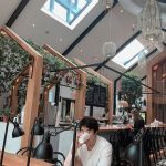クォン・サンウ&ソン・テヨン夫妻、米ニュージャージーでカフェデート