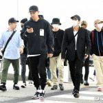 「PHOTO@仁川」 EXO、海外スケジュールのため台湾へ出国