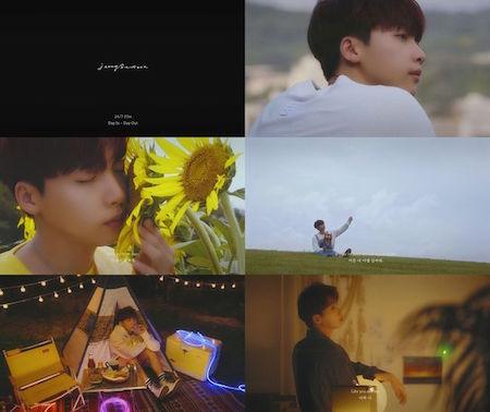 歌手チョン・セウン、特別な1日を公開...新アルバム「DAY」フィルム公開
