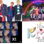 【MUSIC ON! TV(エムオン!)】 NCT DREAM、NATURE、X1出演! 新人登竜門コンサート「12th KMF2019」 エムオン!で独占生中継! ~10月にはスペシャル番組の放送も決定!~