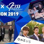 RBW x KISS EntertainmentAUDITION 2019 開催!!2019年10月14日(月・祝) 合格者は、RBWまたはKISS Entertainmentとの専属契約世界トップクラスのレッスン受講&デビュー