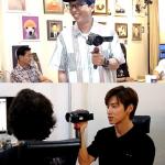 東方神起ユンホ&ユ・ジェソク「遊べば何する?」で過去と現在繋ぐ写真館を訪問