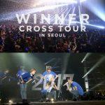 WINNER、ソウルコンサートスポット映像公開…「最高の一年でお返ししたい」