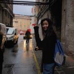 ハン・ヒョジュ、アメリカドラマ「Treadstone」撮影現場公開…ときめきと幸福あふれる笑顔