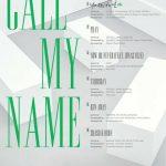 """<トレンドブログ>歌手パク・ジニョン、「GOT7」の新曲""""君が呼ぶ僕の名前""""の作詞に参加!"""