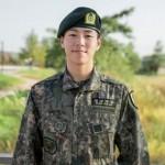【トピック】俳優イ・ヒョヌ、除隊後のたくましい姿が話題