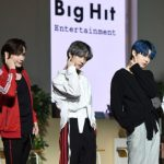 BTS弟、TOMRROW X TOGETHER(トゥモローバイトゥギャザー)、1stフルアルバム発売ショーケース開催