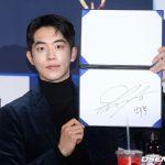 「PHOTO@ソウル」俳優ナム・ジュヒョク、ハン・ジミンら、「第40回青竜映画賞」ハンドプリンティングイベントに登場