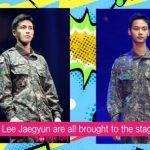 EXOシウミン、VIXXエン、INFINITEソンギュら、見たかったスターたちに軍のミュージカルで会う!