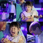 「スーパーマンが帰ってきた」ムン・ヒジュン&ジェムジェム、ソウルの夜景の中でロマンチックな父娘デート