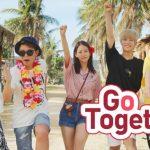 人気K-POPスターが出演の旅行バラエティ! 「Go Together!~願いが叶う旅~」Paraviで日本初&独占配信決定!