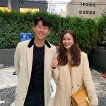 女優コ・ソヨン、サッカー選手のソン・フンミンにばったり…「意外な場所で」