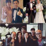 KangNam&イ・サンファ結婚式、キム・ヨナやユ・イニョンら豪華スター出席でまるで授賞式